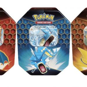 Pokemon TCG Hidden Fates Tins