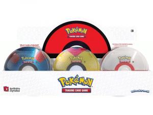 Pokemon TCG: Poke Ball Tin Series 6 (Assorted)