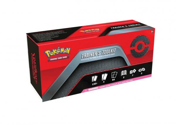 Pokemon TCG: Trainer's Toolkit