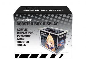 Pokémon Acrylic Booster Box Display