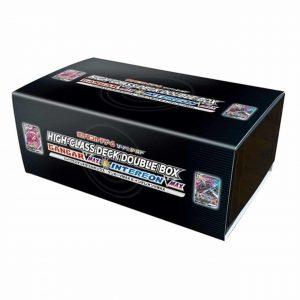 Pokemon Card Game Sword & Shield High Class Deck Gengar & Inteleon VMAX Double Box