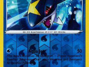 Sharpedo - 012/073 - Uncommon Reverse Holo
