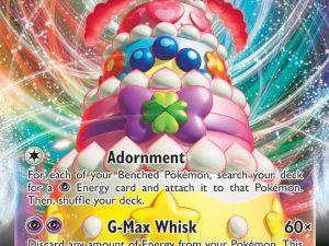 Alcremie VMAX - 023/073 - Ultra Rare