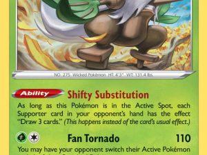 Shiftry - 012/185 - Rare