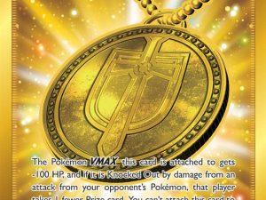 Hero's Medal - 201/185 - Secret Rare