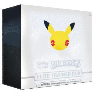 Pokemon TCG- Celebrations Elite Trainer Box