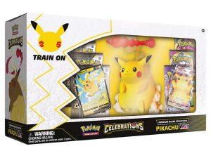 Pokemon TCG- Premium Figure Collection - Celebrations Pikachu Vmax