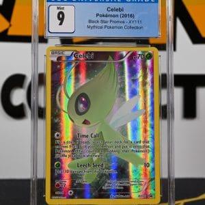 Celebi XY111 Black Star Promo