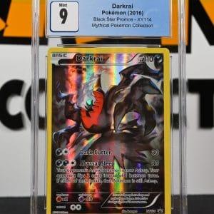 Darkrai XY114 Black Star Promo