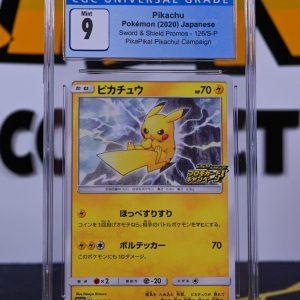 Pikachu SWSH Promo PikaPika!